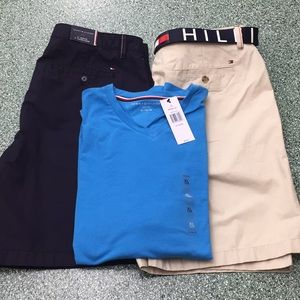 Tommy Hilfiger 2 Pairs of 36 Waist Shorts 1 XL T'